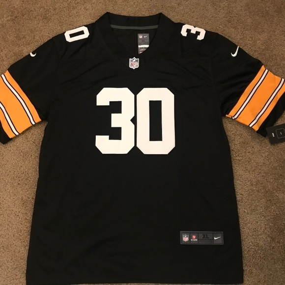 free shipping e9958 15aff NWT James Conner Pittsburgh Steelers Jersey NWT